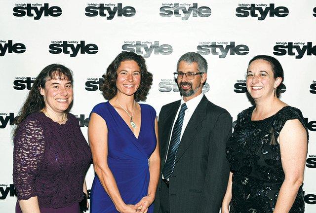 Audrey Ettinger, Joy Karnas, RIchard Kliman and Jenny Hayden.jpg