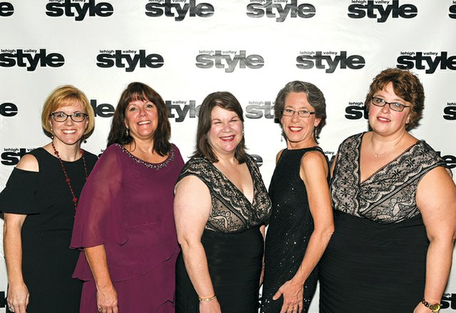 Becky Seaman, Tammy Eddinger, Sharon Melincavage, Eileen Fruchtl and Karen Bensinger.jpg