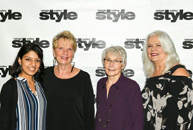 Brinda Vyas, Sandra Daumer, Sandy Richard and Christine Banzhoff.jpg