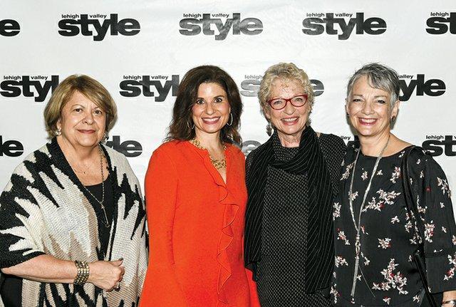 Elena Pascal, Leigh Ehrlich, Helga Garrelts and Nancy Skok.jpg