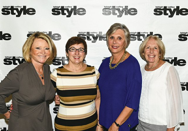 Gale Ellenberger, Rose McGeehin, Mary Stubbmann and Sue Cichelli.jpg