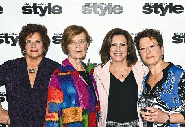 Meryl Corcoran, Judy Ambandos, Marcy Staiman and Karen Green Bardawil.jpg