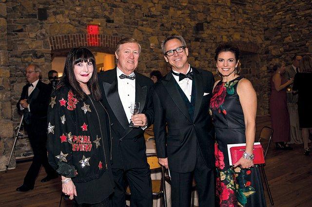 Ilene Wood, Ray Starner, and Zeke and Elaine Zelker.jpg