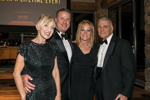 Sharon Lee Glassman, Joe and Suzy Feilmeier, and Barry Glassman.jpg