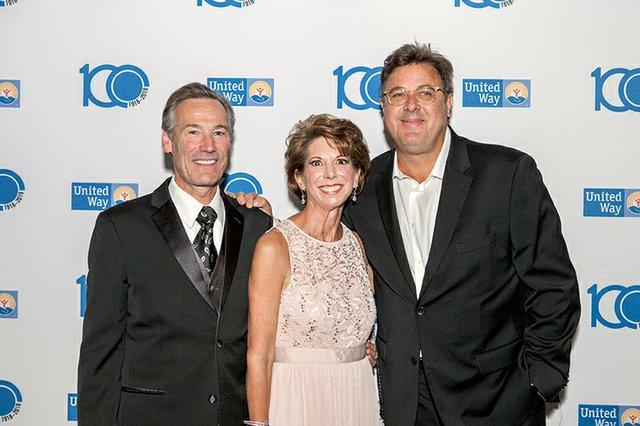 Brad and Janice Osborne, and Vince Gill.jpg