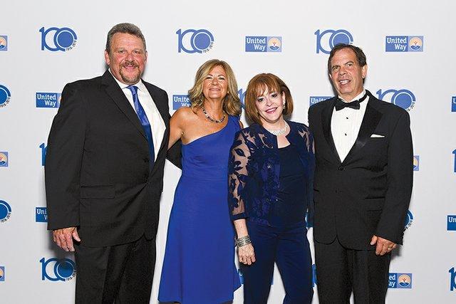 Louie and Marliee Falco, and Darlene and Robert Pors.JPG