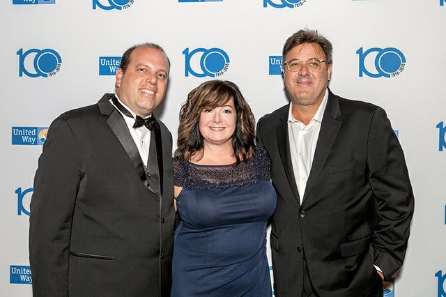 Steve and Marcella Breininger, and Vince Gill.jpg