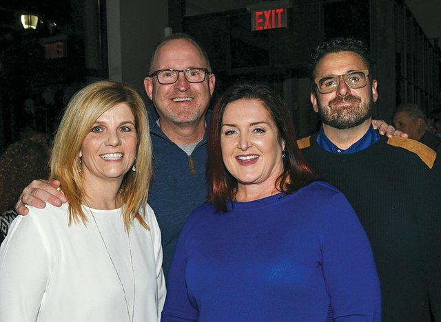Kellie Bartholomew, Jeff and Marta Countess and Geoff Conklin.jpg