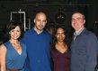 Lisa Flores, Chris Vargo, Majda Wisdom and Evan Miller.jpg