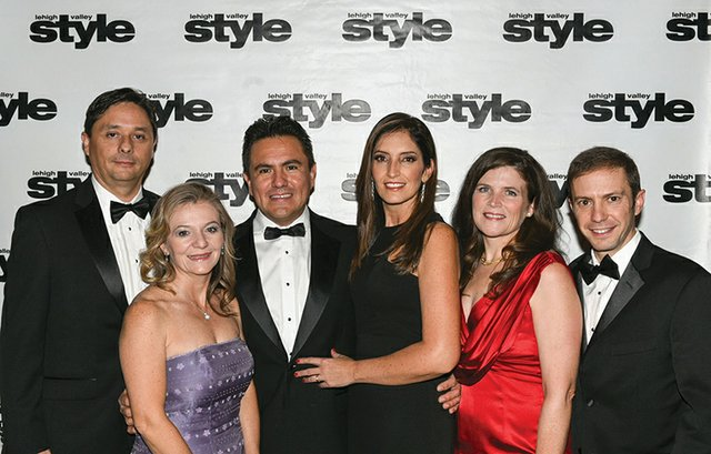 Ignacio and Carla Barragan, Leonardo Claros, Paola Blanco, and Sabina and Stephen Olenchock.jpg