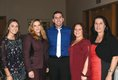 Mersini Mitakos, Trishia Traub, George Mitakos, Tonya Kirkwood and Anthi Mitakos.jpg