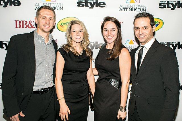 Kyle and Lauren Elsenbaumer, and Krista and Ryan Glick.jpg
