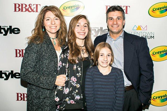 Michelle Sorgi, Gina Sorgi, Jenna Sorgi and Vince Sorgi.jpg