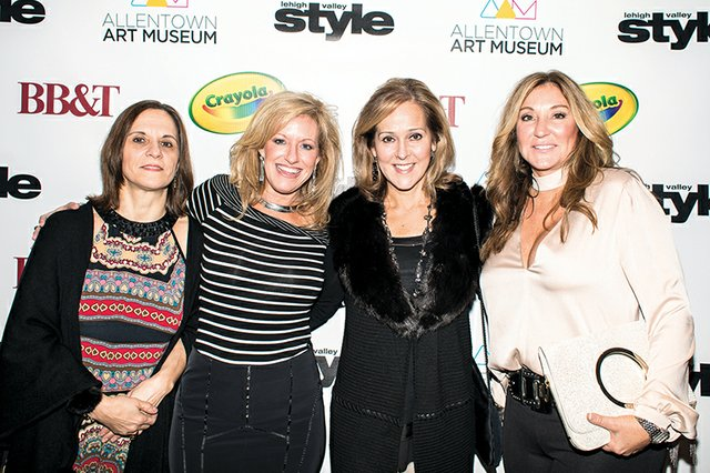 Mona Uguccioni, Julie Profilet Saucier, Denise Smith and Julie Nichols.jpg