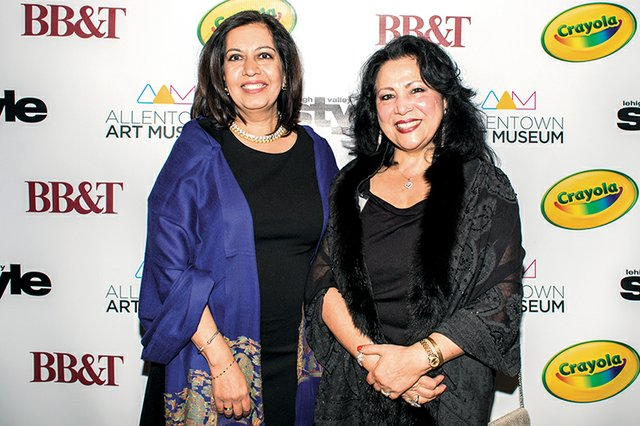 Priti Merchant and Arjana Etcheson.jpg