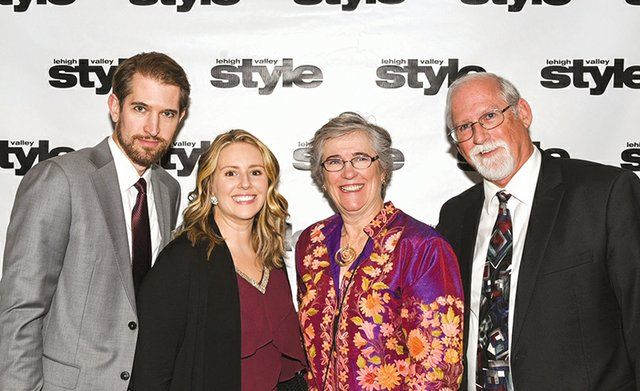 Ryan and Alexandra Meyer, and Marjanne and Bruce Meyer.jpg