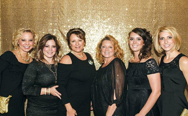 Korinne Gillow, Christina Nemeth, Terri Gillow, Tammy Harding, Trissy Laurito and Tara Miltenberger.jpg
