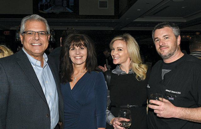 George Pitsilos, Diane Albright, Erica Line and Tony Grosso.jpg