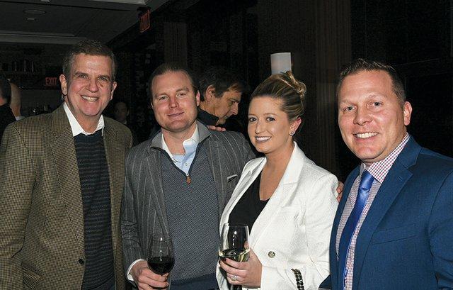 John Wilchek, Brandon and Amanda Benner and Rob Schmidt.jpg