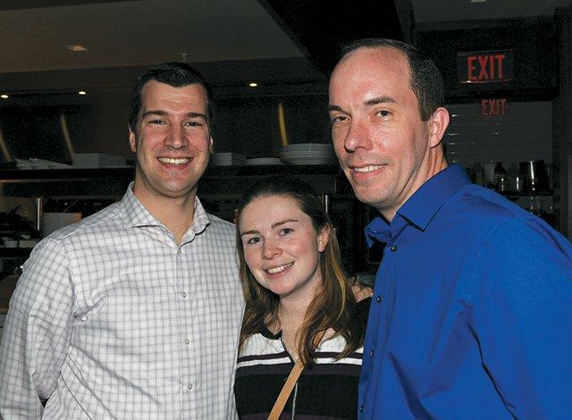 Robbie and Lauren Daitzman and Gerald Kellner.jpg