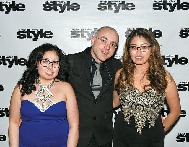 Yanitza Colon, Louis Olivera and Trixie Olivera.jpg