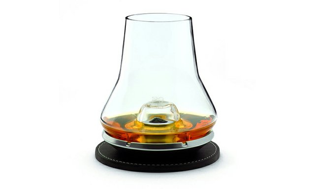 Peugeot Whisky Glass