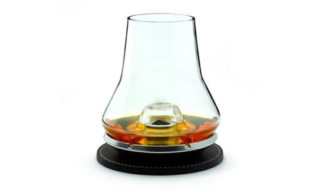 Peugeot Whisky Glass