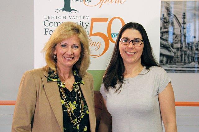 Maria Esposito and Julie Zumas.JPG