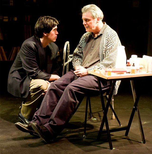 Tuesdays With Morrie at Civic Theatre