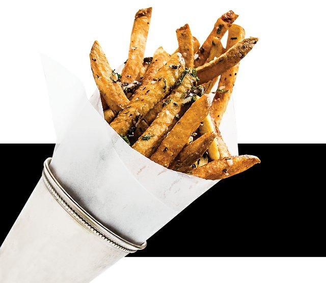 Fries at Bolete