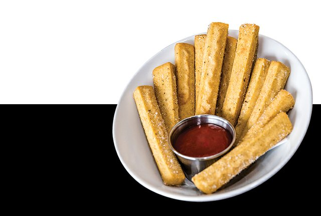 Chickpea Fries from The Mint