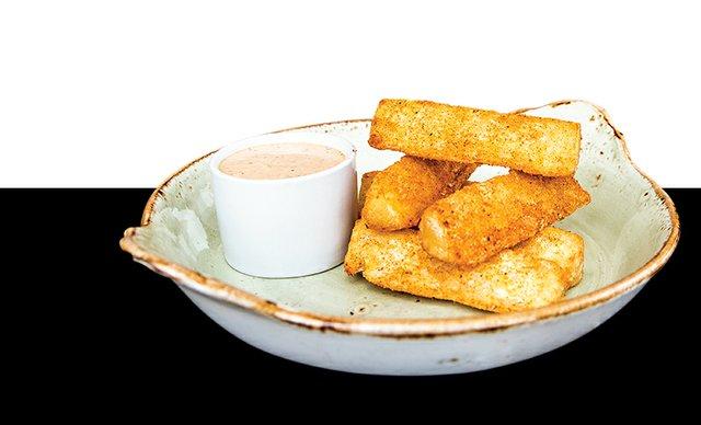 Torre's Yuca Fries
