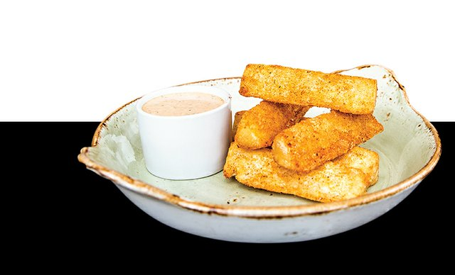 Torre's Yuca Fries