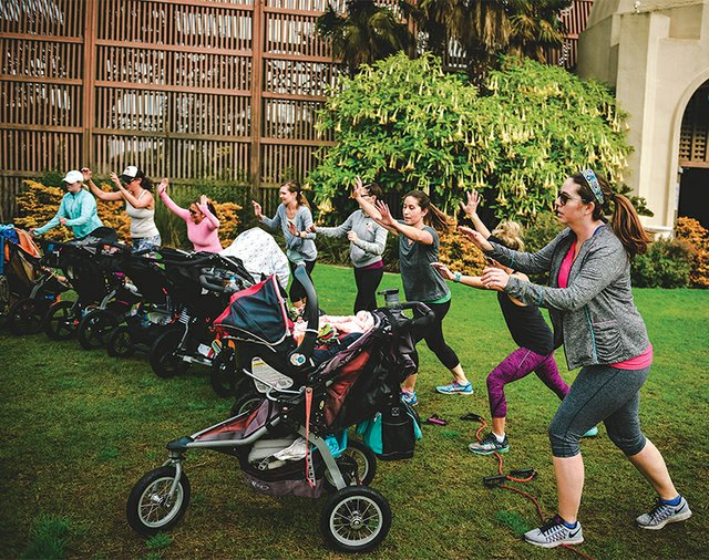 FIT4MOM participants