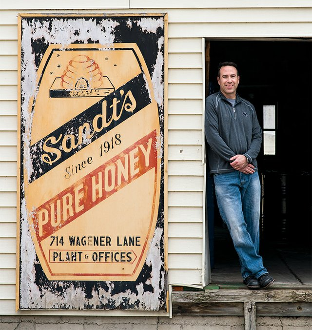 Sandt's Honey Company
