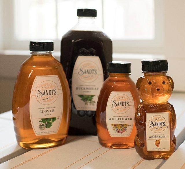 Sandt's Honey