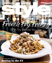 May Cover of Lehigh Valley Style