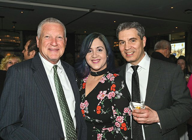 Bob Burns, Genny Perez and Nicos Elias.jpg