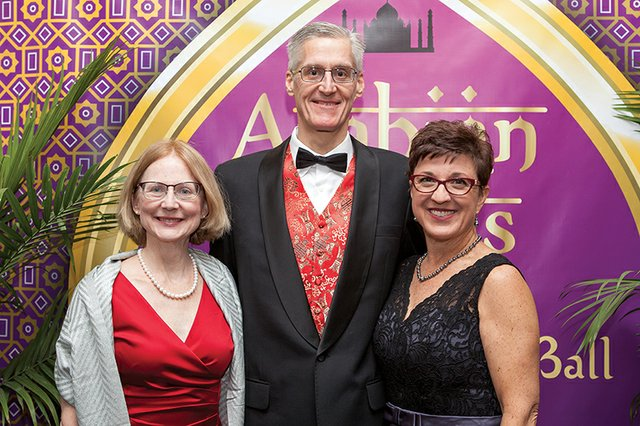 Ingrid and Simon Moore, and Dorothy Painter.jpg
