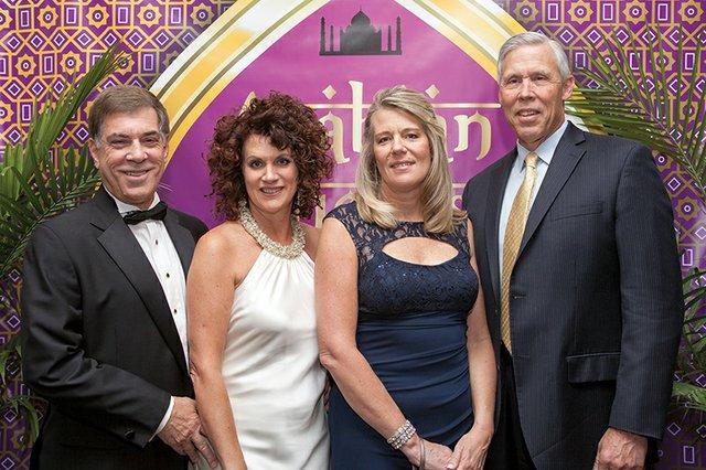 Joe and Linda Abraham, and Lorraine and Arno Kohler.jpg