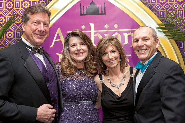 Russ and Donna Leibensperger, and Angie and Frank Heston.jpg