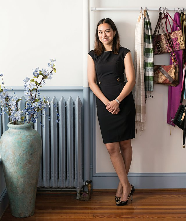 Khine Alkhal, Founder of Khineder Creations