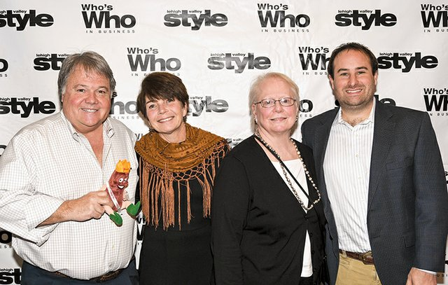 Gary Iacocca, Pam Gehringer, Dorothy Iacocca and Chris Iacocca.jpg