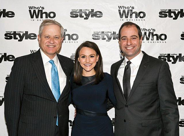 Rob Vaughn, Melanie Falcon and Jim Vaughn.jpg