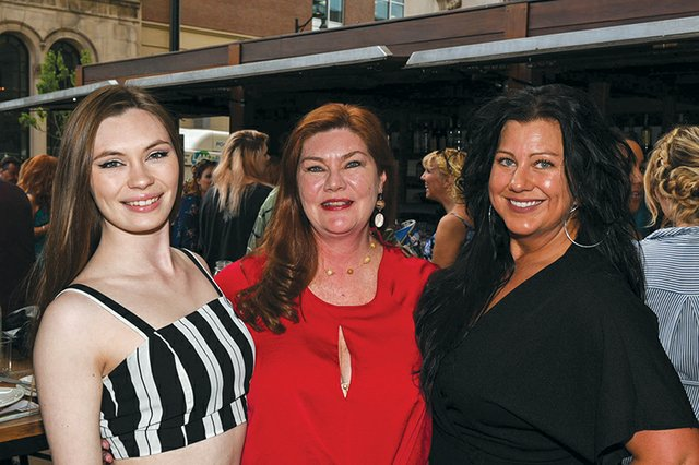 Arista Pyne, Kim Pyne and Michelle Spry.jpg