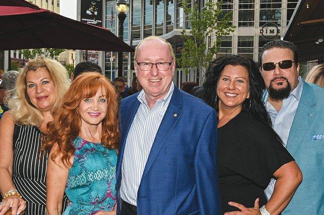 Stella DeSantis, Christel Gift, Joe Kloss, Michelle Spry and John P. Moore.jpg