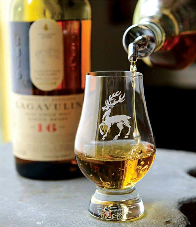 Whiskey Tasting at McCarthy's