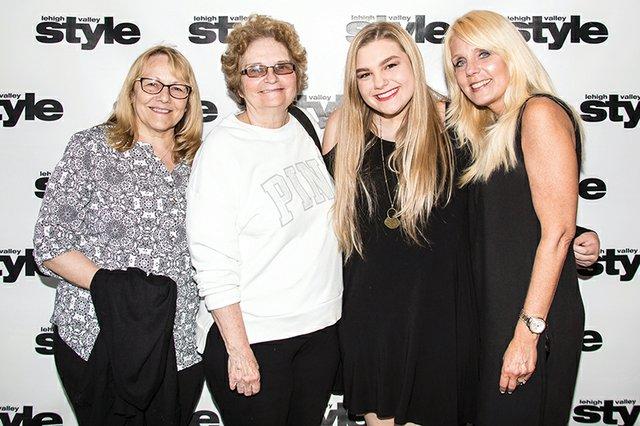 Anne Palmisano, Nancy Hirst, Tea Del Rio and Christy Del Rio.jpg