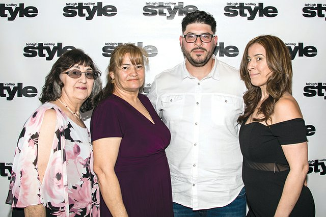 Arlene Werner, Nereida Melendez, Pete Rivera and Denise Hoffman.jpg