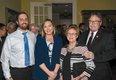 Andrew and Theresa Krohn, and Judith and John Reinhart.jpg